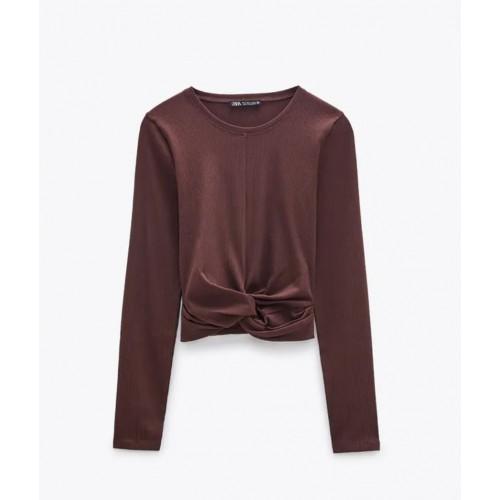 Bluza dama Zara  prpl20 - size M