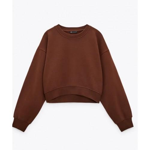 Bluza dama Zara Brownie - size L