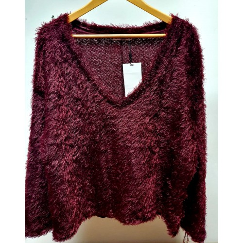 Pulover dama Pull&Bear spicy - size L