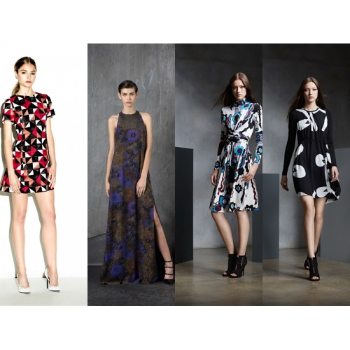 Stoc Mix MULTIBRAND  rochii dama colectii TOAMNA - 30 buc