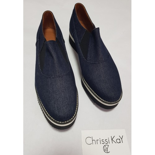 Balerini 'Chrissi Kay' Jeans Blu