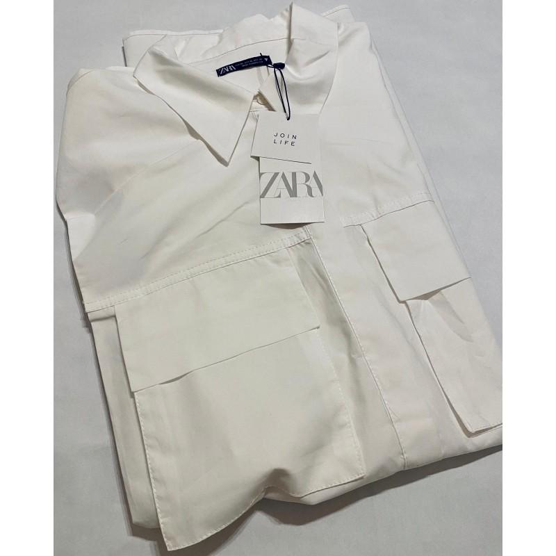 ZARA - Super Cut Shirt - Millennial Monk