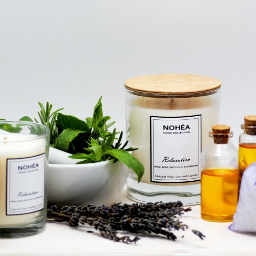 Lumanare parfumata soia - RELAXATION 220g