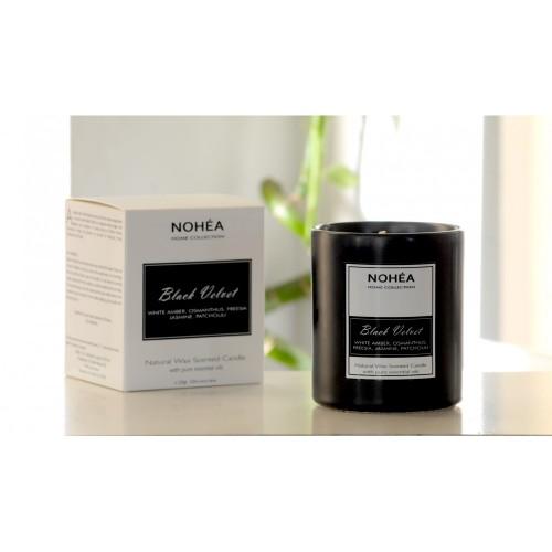 Lumanare parfumata soia - BLACK VELVET 220G