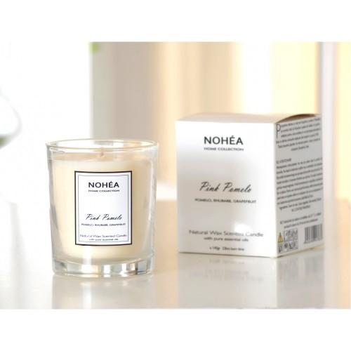 Lumanare parfumata soia - PINK POMELLO 140g