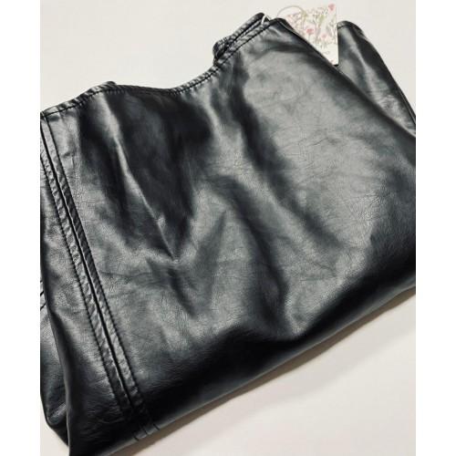 Fusta ENCUENTRO All Black- Soft Leather