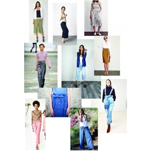 LICHIDARE STOC - Mix  Fuste/Pantaloni/Jeans Dama - 100 buc