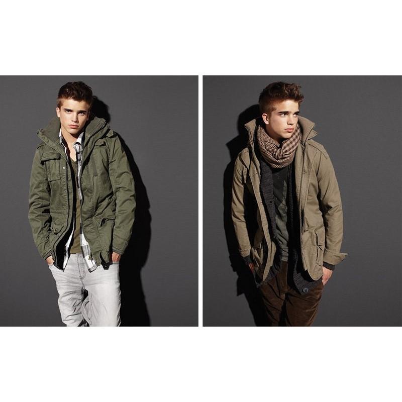Stoc mix jachete si geci toamna-iarna barbatesti- 10 buc