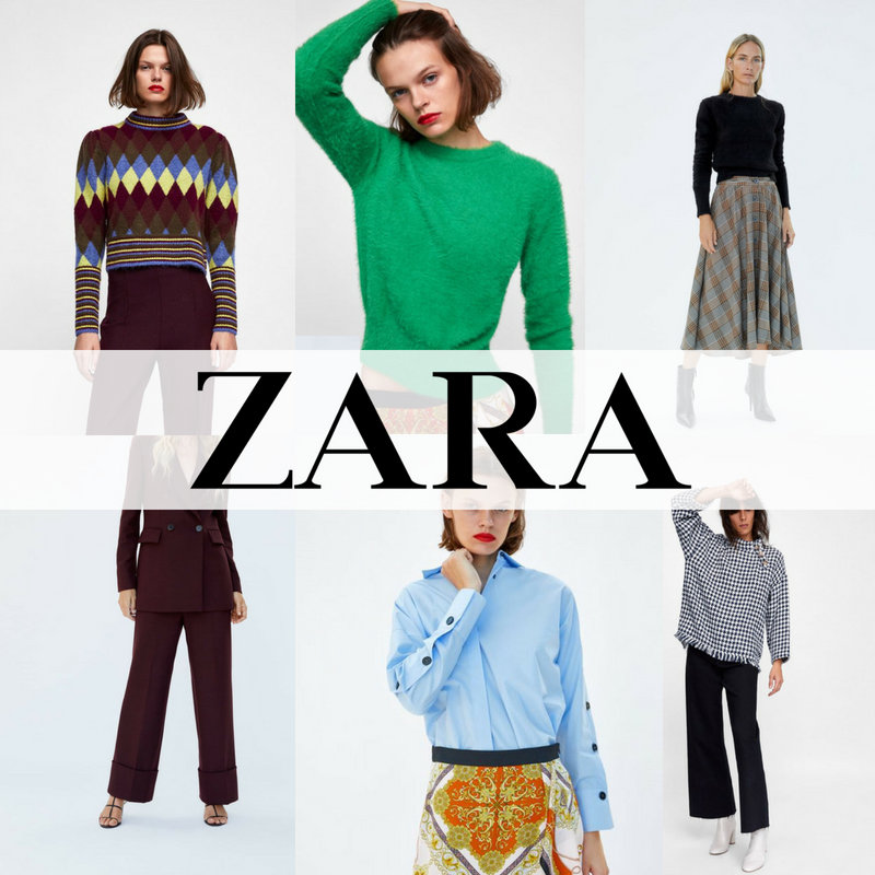 Stoc mix all season  dama Zara - 50 buc